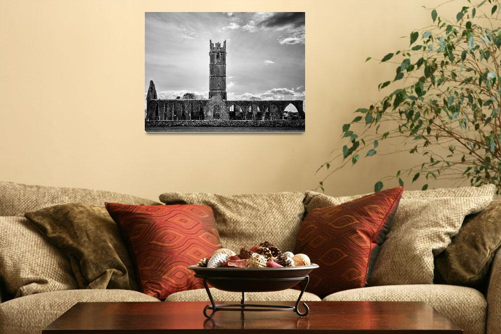 """""""Claregalway Friary&quot  by onlyfabrizio"""