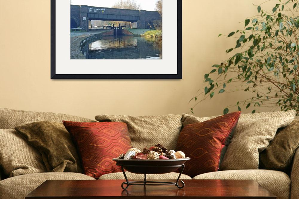 """Dallow Lane Bridge  (15316-RDA)""  (2008) by rodjohnson"