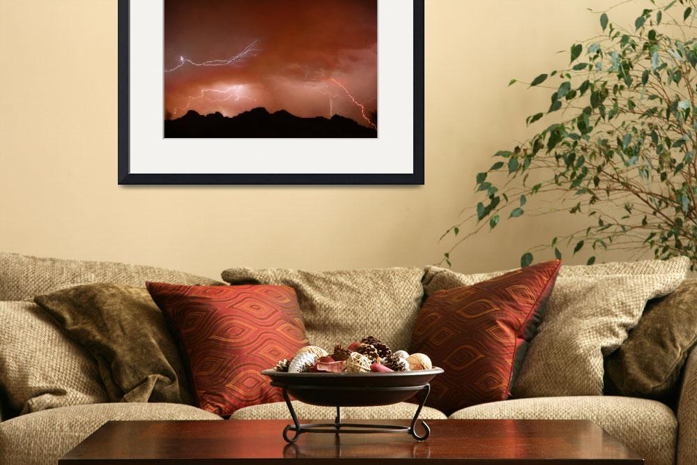 """""""Stormy Weather&quot  (2010) by lightningman"""