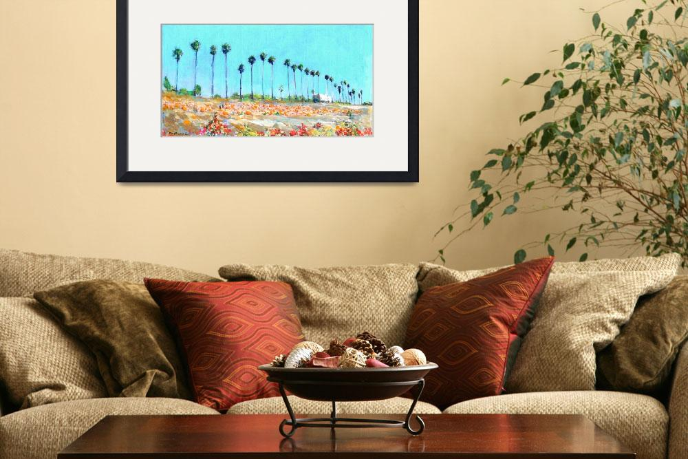 """""""Fall Harvest in San Diego California&quot  by RDRiccoboni"""