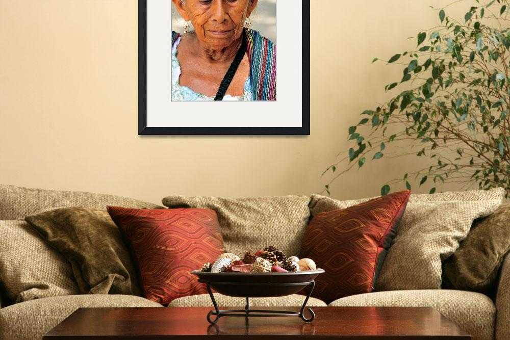 """""""Mayan woman&quot  by PositiveImage"""