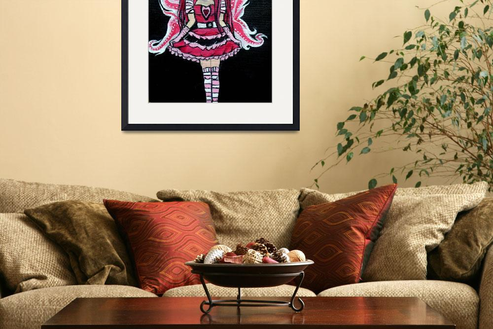 """""""Pink Fantasy&quot  (2011) by kelly-cheyanne"""