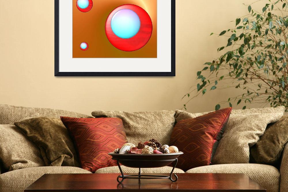 """""""Planets&quot  by ArtPrints"""