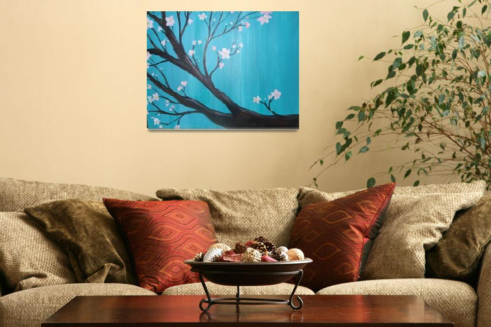 """""""Cherry Blossom""""  (2010) by ChristyWilcox"""