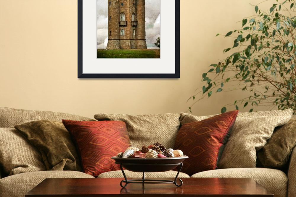 """Broadway Tower""  (2013) by KarlBorg"