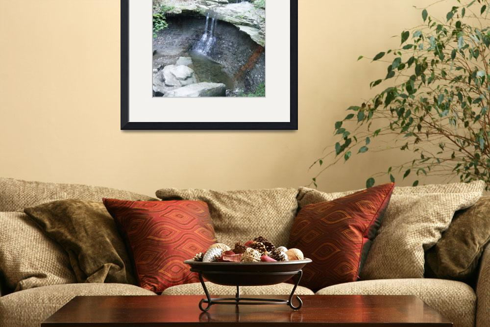 """""""Blue Hen Falls&quot  (2011) by copperboxphotography"""