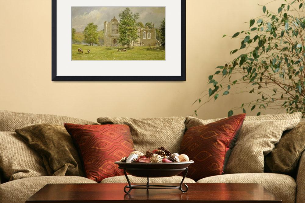 """""""Bolton Abbey by Tim Scott Bolton&quot  by fineartmasters"""