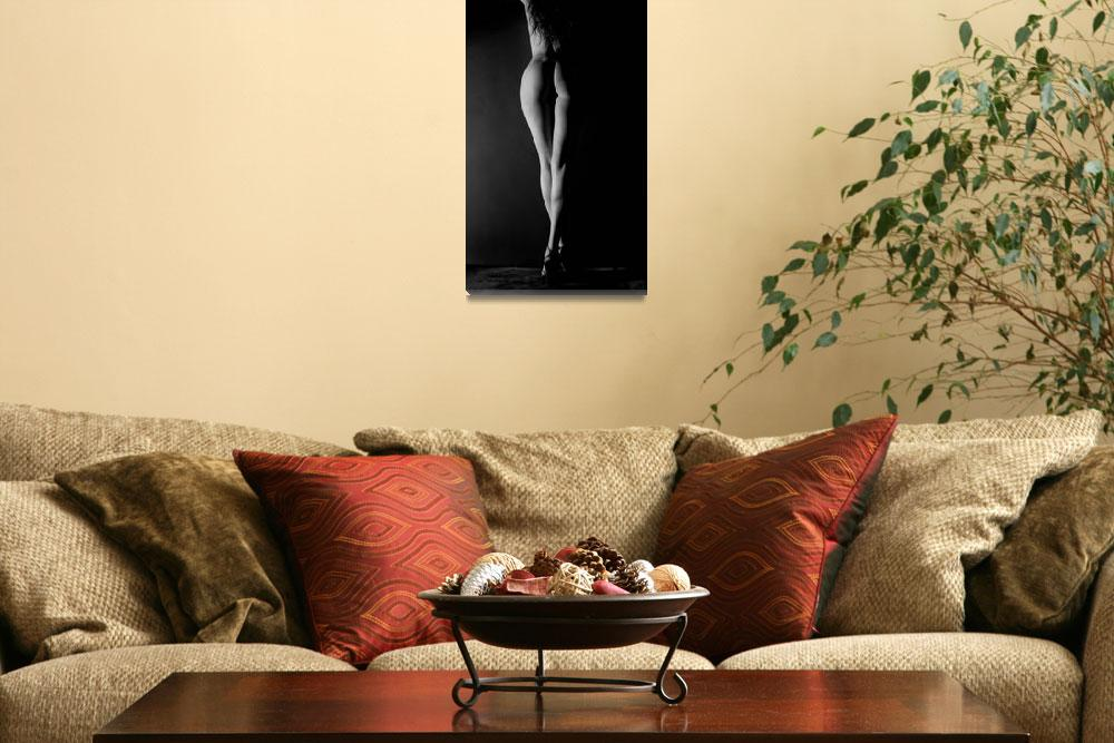 """""""Nude in heels""""  (2008) by SHOI_Images"""