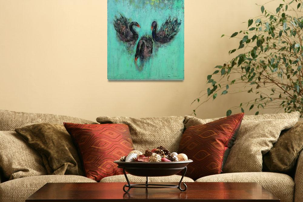 """""""Black Swans&quot  by creese"""