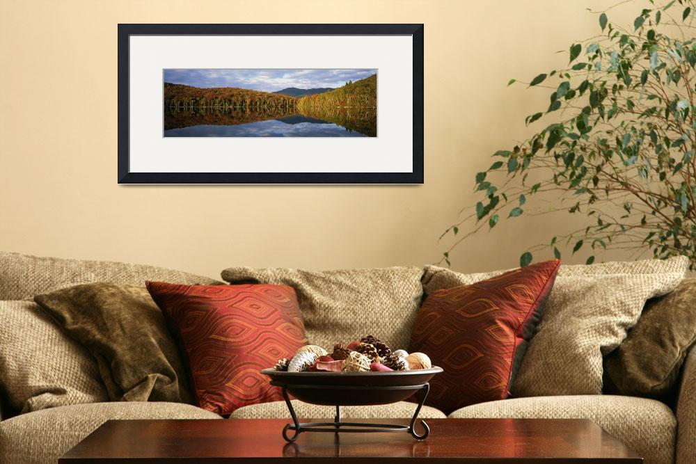 """""""Heart Lake Adirondack Mountains NY&quot  by Panoramic_Images"""