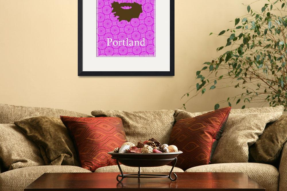 """""""Portland Male""""  (2011) by EnThePink"""
